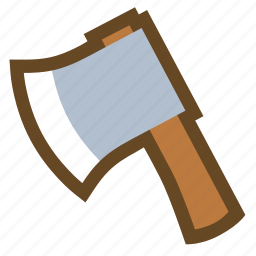 attack, ax, axe, hatchet, lumberjack, weapon, woodcutter icon