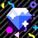 adaptive, diamond, game, ios, isolated, material design, treasure icon