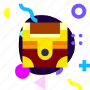 adaptive, game, ios, isolated, material design, treasure icon