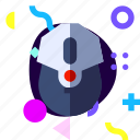 adaptive, computer, game, ios, isolated, material design, mice icon