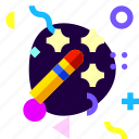 adaptive, game, ios, isolated, magic wand, material design icon