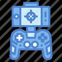 controller, game, gamepad, joystick, smartphone