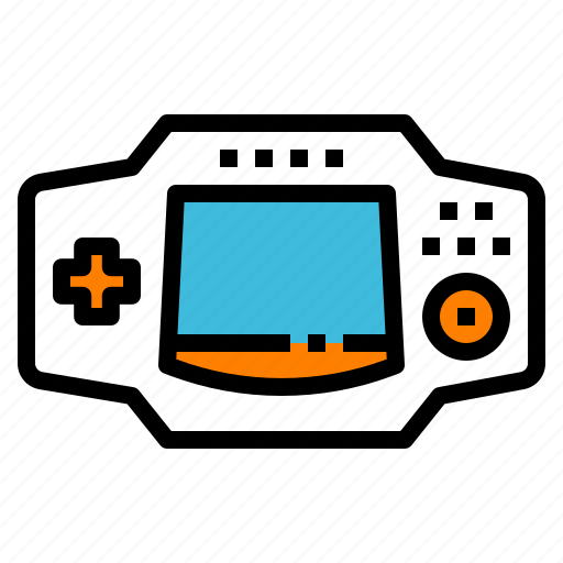 controller, gadget, game, pocket, video icon