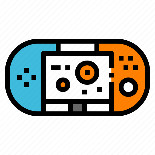 console, controller, device, game, pocket icon