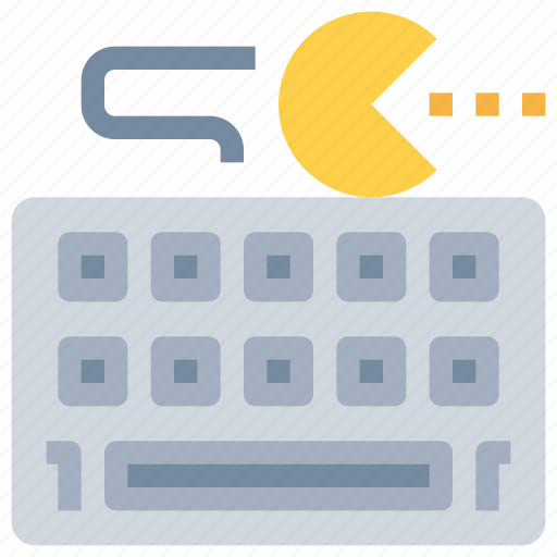 Computer, device, game, gaming, keyboard icon - Download on Iconfinder