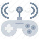 connect, control, controller, game, network icon
