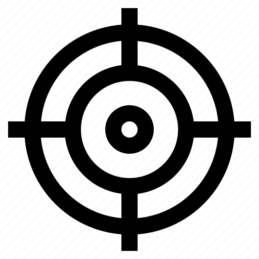 entertainment, game, multimedia, play, target icon