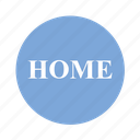 back, default, home, homepage icon