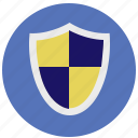 antivirus, armor, game, guardar, protect, save, shield, weapon icon
