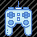 controller, gamepad, gamer, joystick icon