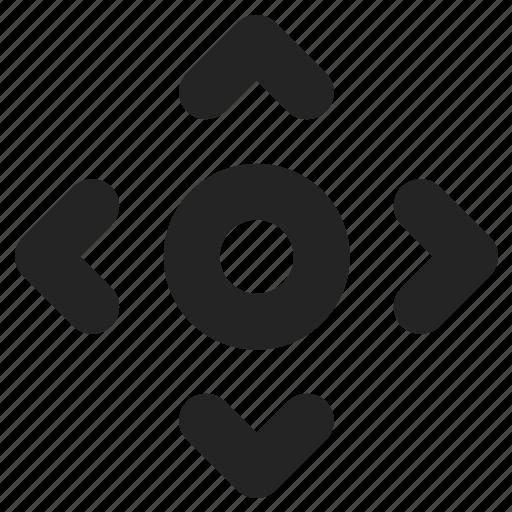 maximise, minimise, minimize icon