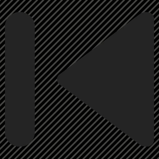 prev, previous icon