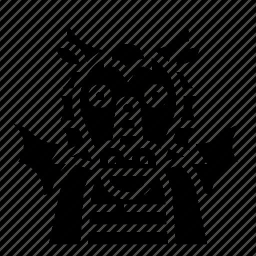 alien, avatar, character, dragon, monster icon