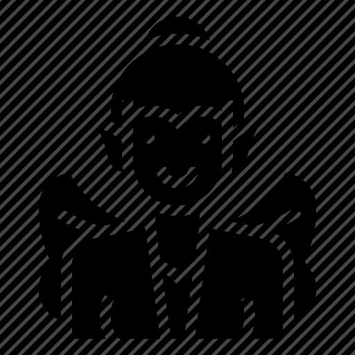 avatar, character, elf, fairy, girl icon