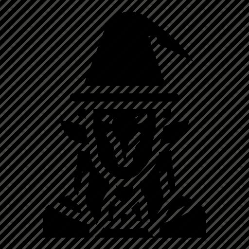 avatar, character, waman, witch icon