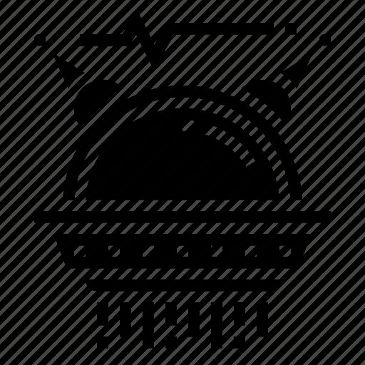 alien, spacecraft, spaceship, transport, ufo, vehicle icon