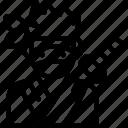 assassin, avatar, character, man, ninja icon