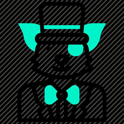 avatar, character, magician, man, mystic icon