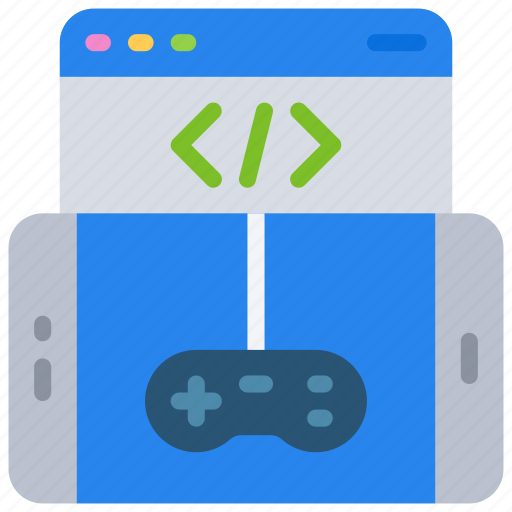 android, app, development, game, iphone, mobile icon