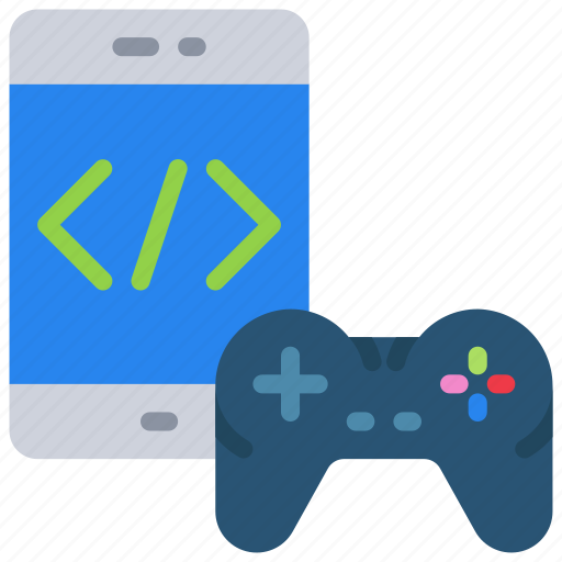 android, controller, development, game, iphone, mobile icon