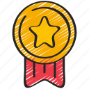 award, component, development, element, game, trophy icon