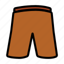 cloth, clothes, clothing, equipment, icon, lower armor, pants icon