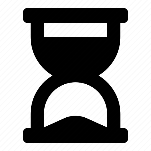 Hourglass, sandglass, time, load, loading icon - Download on Iconfinder