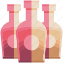 fantasy, game, game item, life, mana, pink, potions icon
