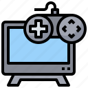 console, device, game, technology icon