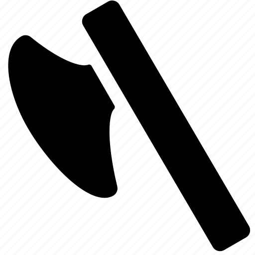 ax, axe, chop, hatchet, sharp, war, weapon icon