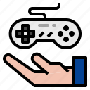 game, online, play, sign