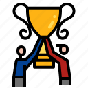 championship, games, gaming, tournament icon