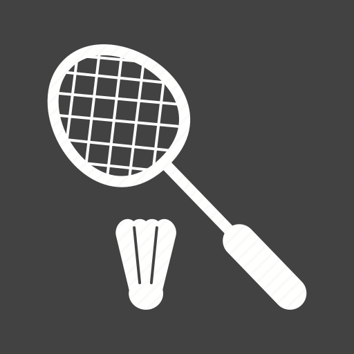 badminton, game, racket, shuttle icon