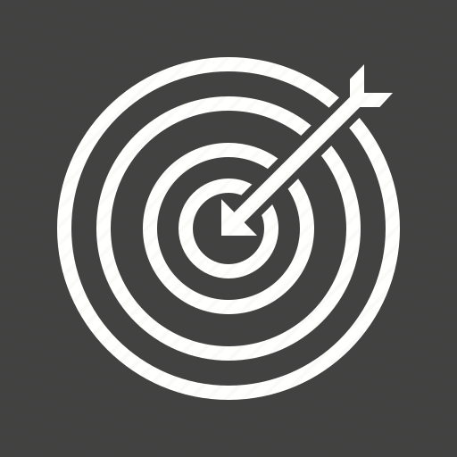 Arrow, darts, game, target icon - Download on Iconfinder