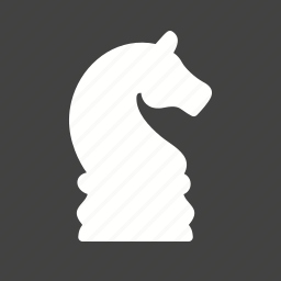 chess, game, horse, play icon