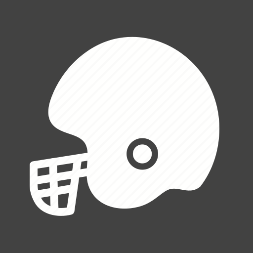 ball, cricket, helmet, safety icon