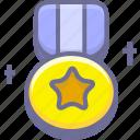 achievement, achievements, mission, success icon