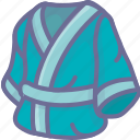 cloth, clothing, gown icon