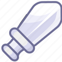 attack, knife, sword, weapon icon