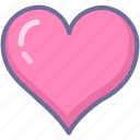 game, gaming, heart, love, puker icon
