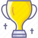 achievement, champion, success, win, winner icon