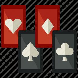 cards, casion, gamble, gambling, games, gaming icon