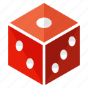casino, dice, gamble, gambling, games, gaming icon