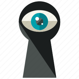 eye, games, gaming, look, search, view, vision icon