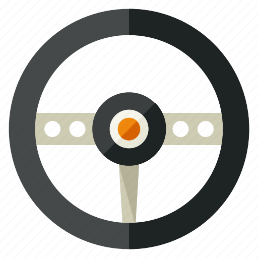 car, game, games, gaming, racing, steering, wheel icon