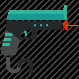 aim, games, gaming, shoot, shooting, target icon