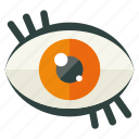 eye, game, games, gaming, view, vision, visual icon