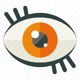 eye, game, games, gaming, view, vision, visual icon