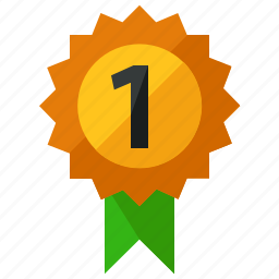 award, games, gaming, medal, price, winner icon