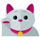 animal, cat, games, gaming, pet icon